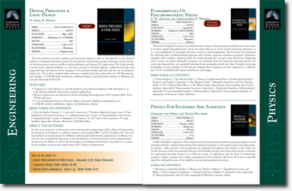 16 Page Product Catalog Inside Layout