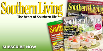 Southern Living web ad